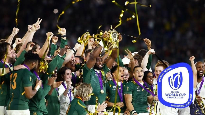 South Africa v Ireland Weekend by Air Package